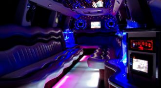 escalade limo rental