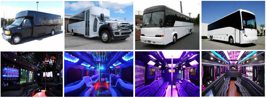 Charter Bus Party Buses Orlando